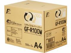 キヤノン/リサイクルペーパー GF-R100W A4/8650B002