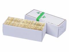 大和物産/竹フォーク9cm 1000本/050442