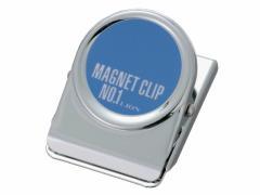 ライオン/マグネットクリップ 大 ブルー 10個/873-20