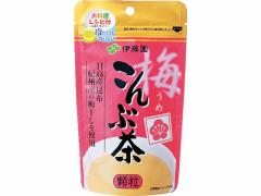 伊藤園/梅こんぶ茶 55g 袋/12238