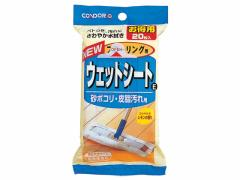 山崎産業/フローリング用ウェットシートE 20枚×50個/413966