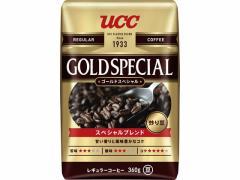 UCC上島珈琲/炒り豆 ゴールドスペシャル 360g