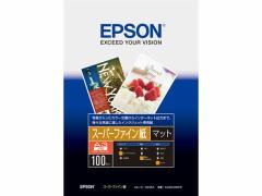 エプソン/スーパーファイン紙 A3ノビ 100枚/KA3N100SFR