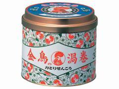 金鳥/金鳥の渦巻 缶 30巻/223400