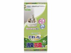 ユニ・チャーム/1週間消臭・抗菌デオトイレ取替 消臭・抗菌シート 10枚