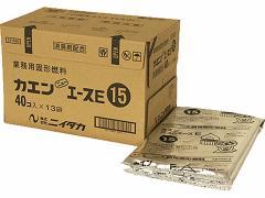 ニイタカ/固型燃料カエンニューエースE15g 520個(アルミカップ付)/311560