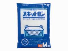 三興繊維工業/グリーストラップ用水切りネット スキットロンM 10枚