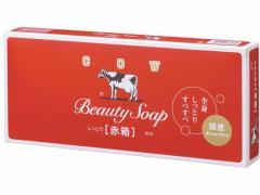 牛乳石鹸/カウブランド 赤箱 6個入
