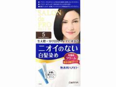 ダリヤ/サロン ド プロ  無香料ヘアカラー 早染めクリーム 白髪用 5