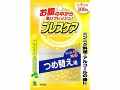小林製薬/ブレスケア レモン 100粒つめ替え用