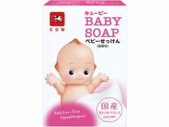 牛乳石鹸/キューピーベビー石けん 90g