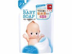牛乳石鹸/キューピー全身ソープ泡タイプ 詰替用 350ml