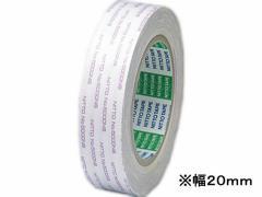 ニトムズ/再剥離一般両面テープ 幅20mm×20m 1巻/J1370