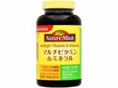 大塚製薬/ネイチャーメイド マルチビタミン&ミネラル 200粒