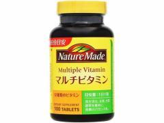 大塚製薬/ネイチャーメイド マルチビタミン 100粒