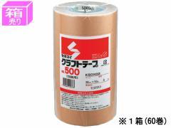 セキスイ/クラフトテープ 38mm×50m 60巻/NO.500