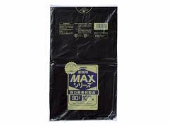 ジャパックス/業務用MAX 黒 90L 10枚入/S-92