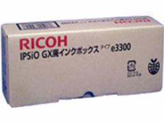 リコー/IPSiO GX廃インクボックス タイプe3300/515737