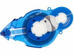 プラス/テープのりスピンエコ 22m 交換テープブルー TG-611BC 10個