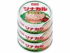 ホテイフーズコーポレーション/ツナカル 70g×3缶
