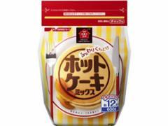 日清フーズ/お菓子百科 ふんわりくちどけホットケーキミックス600g