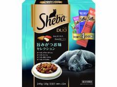 マース/シーバデュオ 旨みがつお味セレクション 240g/SDU13