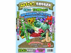 豊徳/みみず太郎100/5L
