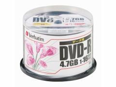 三菱ケミカルメディア/データ用DVD-R 4.7GB 50枚スピンドル
