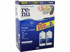 ボシュロムジャパン/レニューフレッシュ500mLx2P