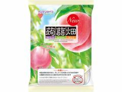 マンナンライフ/蒟蒻畑 白桃味 25g×12個入