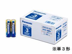パナソニック/エボルタ乾電池 単3×40本パック/LR6EJN/40S
