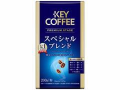 キーコーヒー/VPプレミアムステージ スペシャルブレンド200g粉