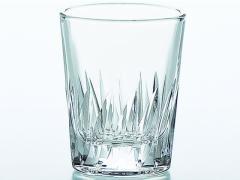 東洋佐々木ガラス/ナックフェザーショットグラス 1個
