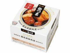 国分/KK 缶つま 宮崎県産 霧島黒豚角煮