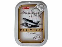 日本水産/オイルサーディン 110g
