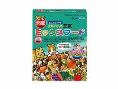マルカン/リス・ハムの主食ミックスフード250g/MR-546