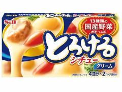 エスビー食品/とろけるシチュークリーム 160g