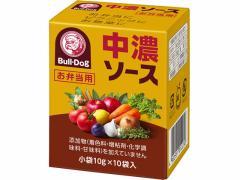 ブルドックソース/中濃ソース お弁当用 10g×10袋入