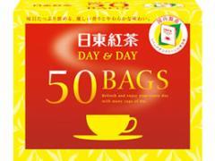 三井農林/日東紅茶 DAY&DAYティーバッグ 50袋入り