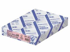 コクヨ/PPCカラー用紙 A4 ピンク 500枚/KB-C39P