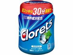 モンデリーズ・ジャパン/クロレッツXP クリアミント ボトルLS 140g
