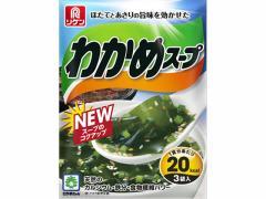 リケン/わかめスープ 3袋入り