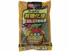 アイリスオーヤマ/ゴールデン 有機化成肥料7-5-6 5kg/5kg(526769)