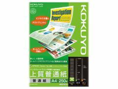 コクヨ/IJP用紙 上質普通紙 A4 250枚入/KJ-P19A4-250