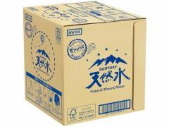 サントリー/南アルプスの天然水 10L バッグインボックス