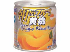 はごろもフーズ/朝からフルーツ黄桃 190g