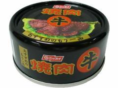 日本水産/牛焼肉 E.O. 85g