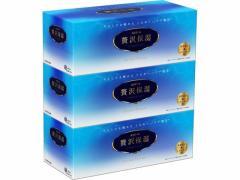 大王製紙/エリエール贅沢保湿 200組 3個