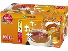 伊藤園/お〜いお茶 さらさらほうじ茶 スティック 100本