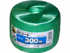 信越工業/玉巻ひも300m 緑 #30